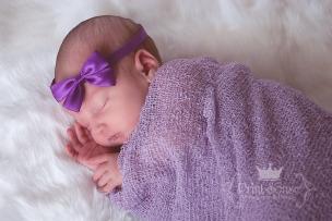newborn girl photos