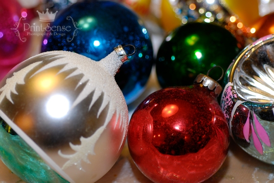 vintage glass Christmas ornamentsvintage glass Christmas ornaments