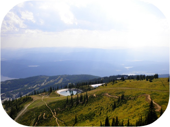 Whitefish Mountain Resort on Big Mountain