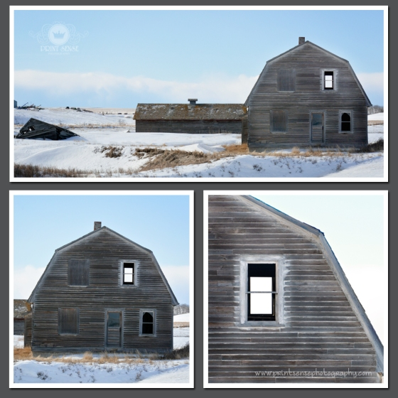 abandoned barn, Alberta, Print Sense Photography